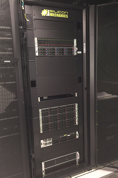 High Performance Computer Cluster